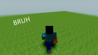 Playing A Minecraft Ripoff in Roblox