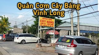 Cơm tấm Cây Bàng Vĩnh Long hút khách là nhờ bí quyết nướng thịt ngon khó tả | KPVL