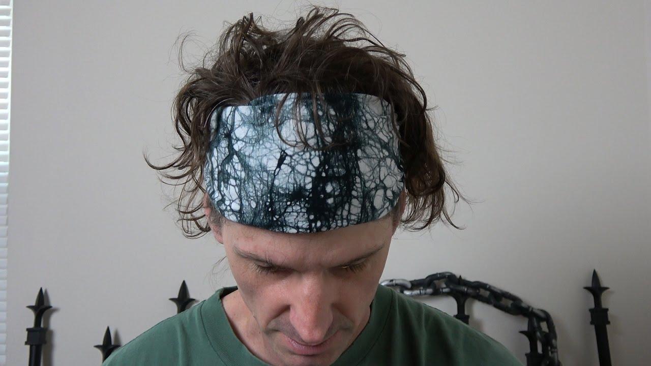 34ffbff83034 Kooshoo ENSO Batik Headband for Men REVIEW - YouTube