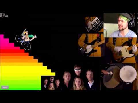 [KARAOKE] ALL THE WAY - Jacksepticeye Songify Remix by Schmoyoho