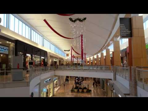 Chandler Mall From The Nordstrom Entrance