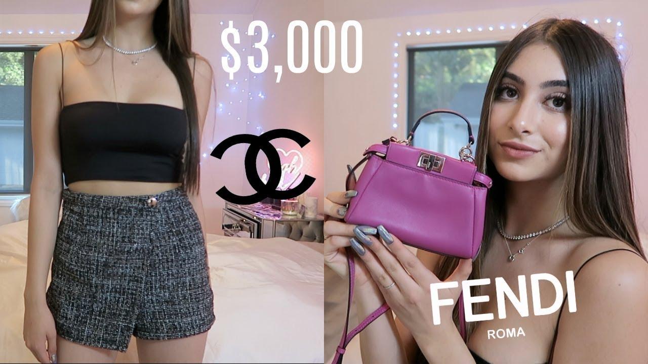 $3,000 CLOTHING HAUL