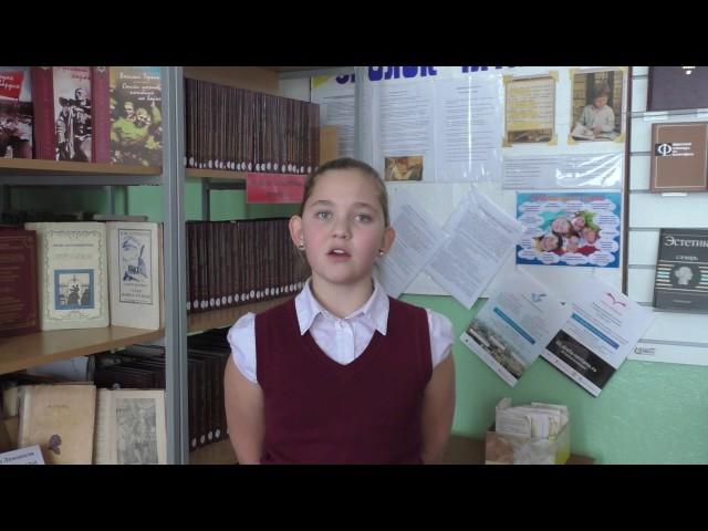 Изображение предпросмотра прочтения – ВикторияОдаевская читает отрывок изпроизведения «Мороз, Красный нос» Н.А.Некрасова