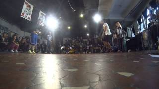 Qualifier- Buki & ??? Vs Roll & Boti-fortune Cookie Jam Vol Ii