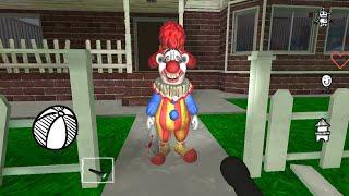 Slickpoo The Clown - новый, хороший клон Hello Neighbor на телефоны