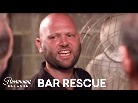 Bar Rescue, Season 4: Owner Sleeps In The Basement Of His Bar