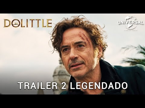 Dolittle • Trailer 2 Legendado