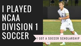 How to get a Soccer Scholarship