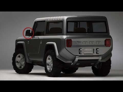 [Hot News] Next Ford Bronco: Anything Less Than 200K Is Considered A Failure?