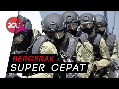 Koopssusgab TNI, Pasukan 'Super Elite' Anti-Teror