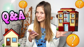 Q&A - Dom czy mieszkanie? Nowy pokój ❤ CookieMint