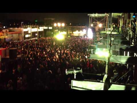 Green Velvet @ Igloofest 2012