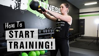 HOW TO START TRAINING: Exercise For Beginners // How To Start Exercise Or Training At A Gym!!
