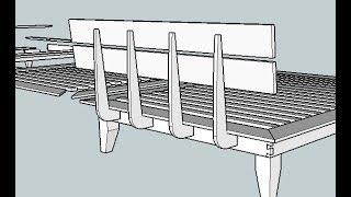 "518 Platform Bed Build No. 7 ""headboard Schmeadboard"""