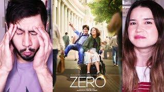 ZERO   SRK   Anushka Sharma   Katrina Kaif   Movie Review!