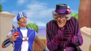 We are number one but every time they say one it's replaced by Jeff Goldblum laughing