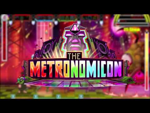 Evan Gamble  The Last Stop For Us The Metronomicon