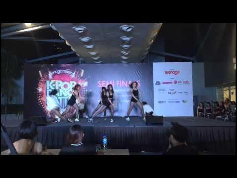 S.S.C.A.K. at Teenage Kpop Dance Battle