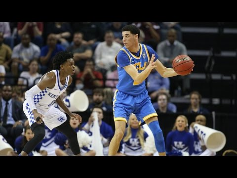 2017 NCAA Tournament: UCLA Bruins