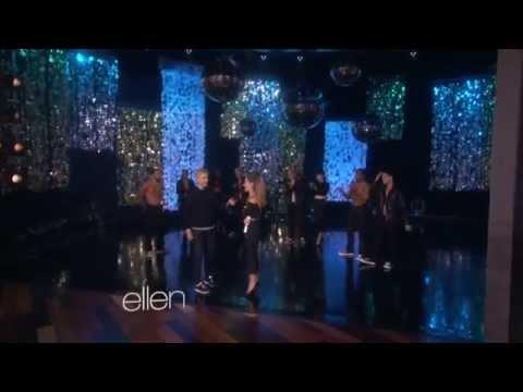 Ariana Grande - Problem (Live Ellen Show)