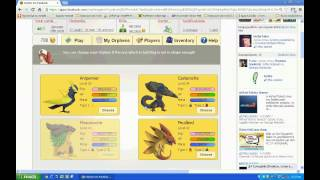 Orphen the game winning against un trainer (Voyageuse) on facebook