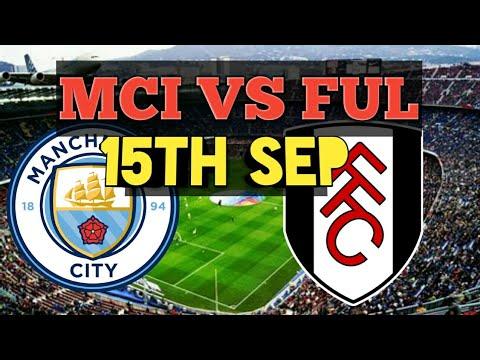 MCI VS FUL | DREAM11 TEAM|Manchester City VS Fulham|Ful vs mci match Prediction