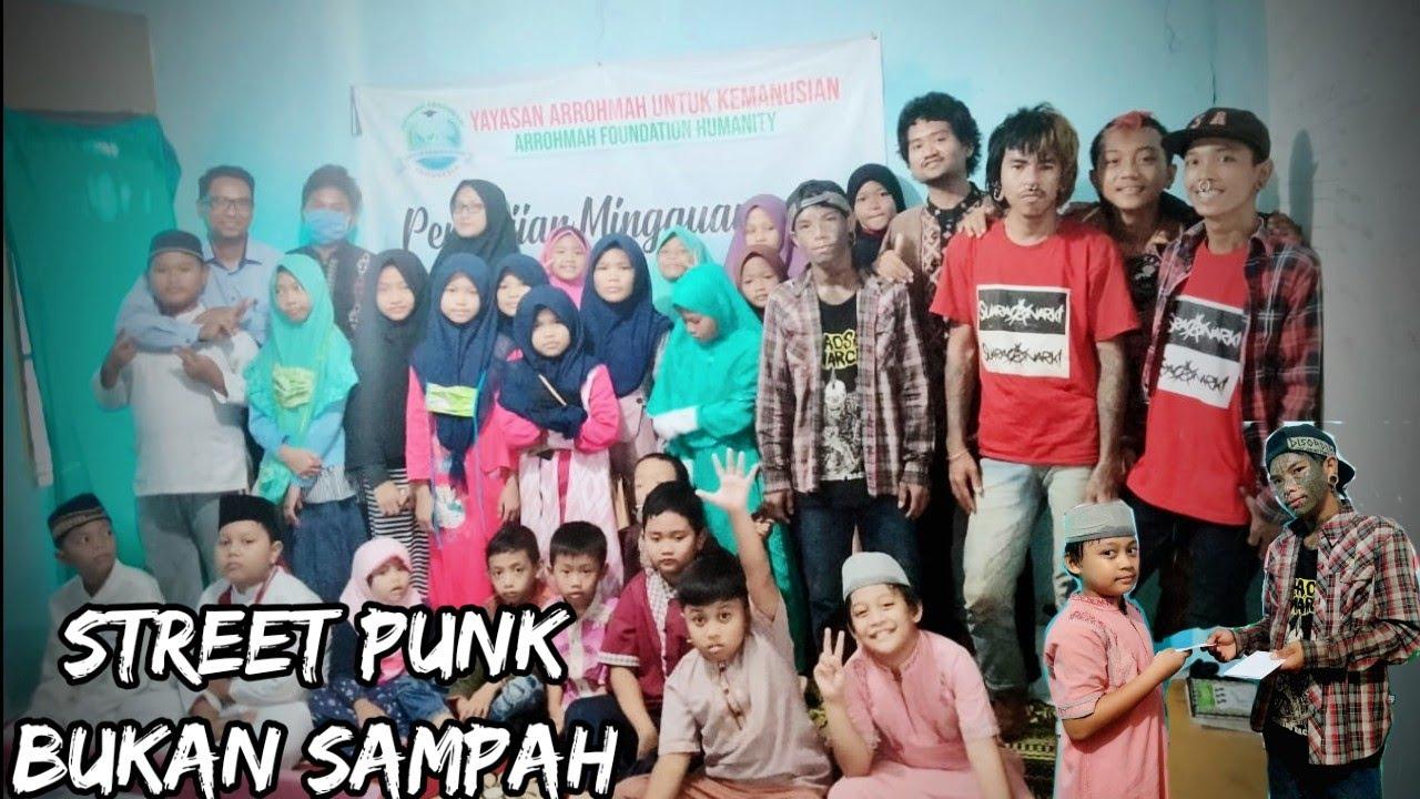 PUNK BUKAN SAMPAH MASYARAKAT || PUNK NOT DEAD