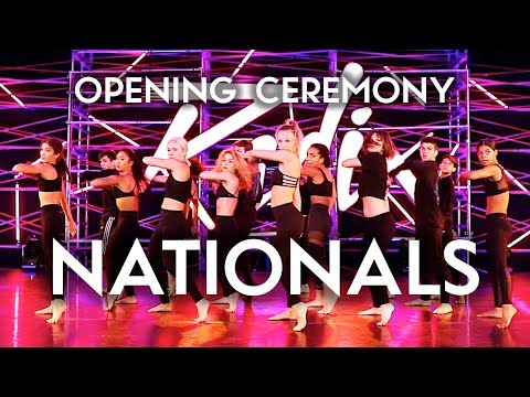 Radix Opening Ceremony Nationals | Radix Dance Fix Season 2 | Ocho Cinco - DJ Snake feat Yellowclaw