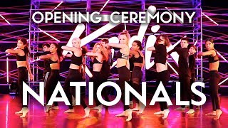 Radix Opening Ceremony Nationals | Radix Dance Fix Season 2 | Ocho Cinco - DJ Snake feat Yellowclaw