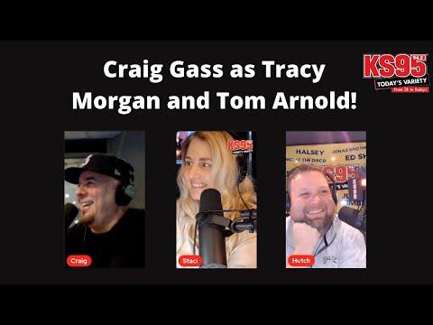 Craig Gass Returns to KS95 - Hilarity Ensues