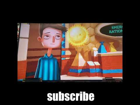Broken Age, Act 2, Pt.2, Getting The Boom Arms Working, Limited Run, Switch