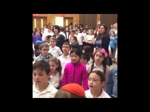 Ramaz Lower School Memorial Day 2015