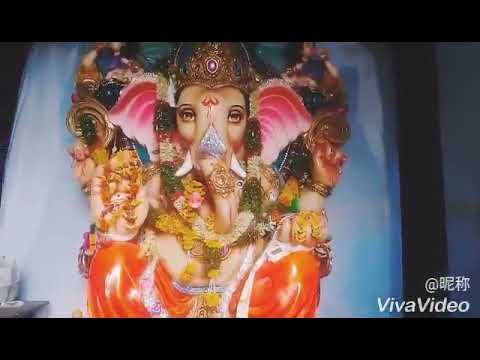 galli  ka Ganesh by jayesh