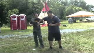 Kuntao & Pekiti Tirsia Kali taught at the Filipino Indigenous Fighting Arts Camp, 2013