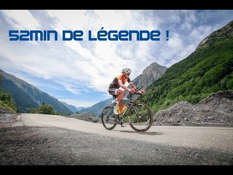 Triathlon Alpe D'Huez 2017 : résumé de 52min. (by Canal+Sport)