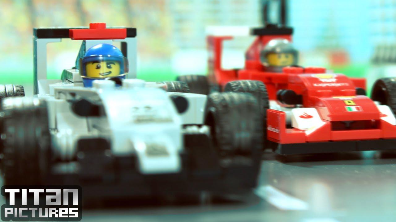 Lego Formula 1 Youtube