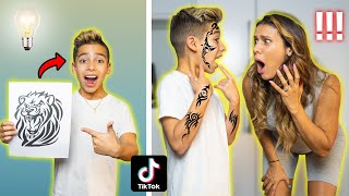 We Tested VIRAL TikTok Life Hacks! **SHOCKING** 😱 (Part 5) | The Royalty Family