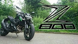 2016 kawasaki z800 first ride