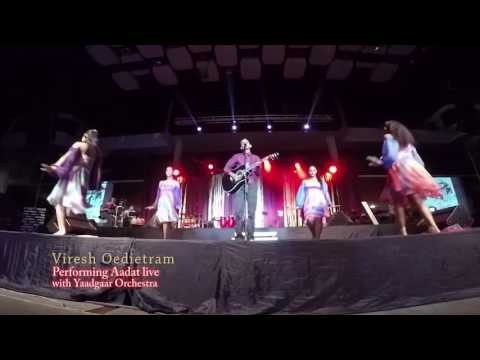 Aadat Live - Viresh Oedietram [SuStarRock...