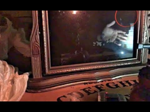 BLOODY MARY CAUGHT ON CAMERA ! Real Bloody Mary Appears on Mirror