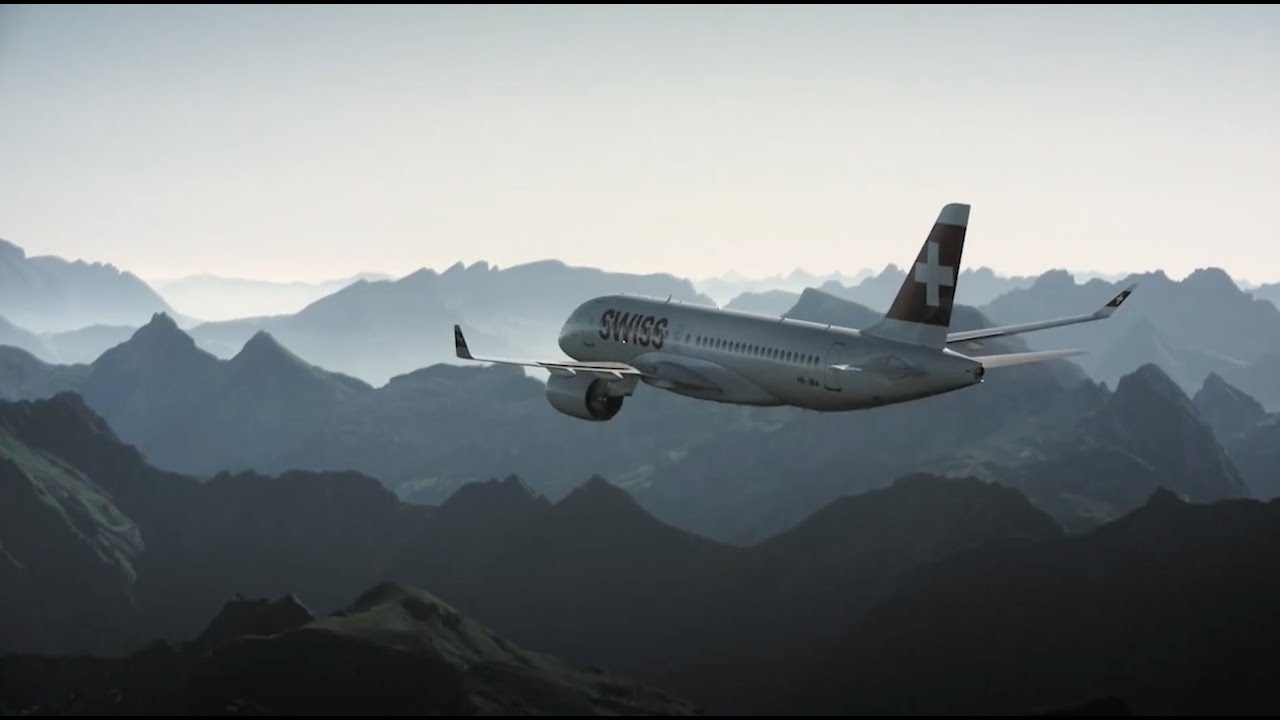 The most impressive moments of 5 years A220 fleet renewal   SWISS