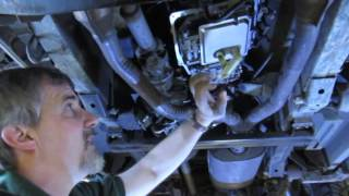 Transmission Service On A Discovery Series II