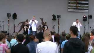 Maxi Dance - Biwakowe lato Błonie 2012
