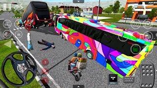 Bus Simulator Indonesia #24 Pandang! - Fun Bus Games Android gameplay