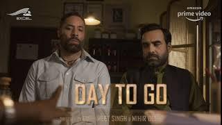 1 Day To Go | Mirzapur 2 | Pankaj Tripathi | Oct 23