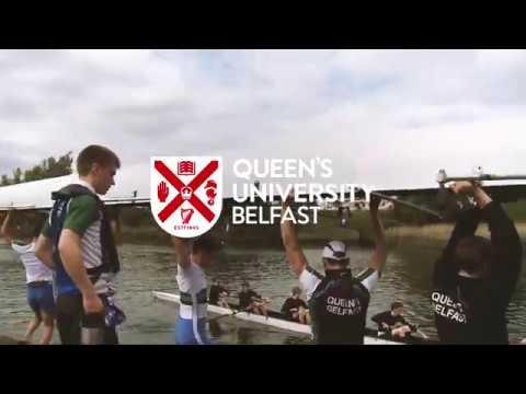 Belfast: Student City - Queen's University Belfast