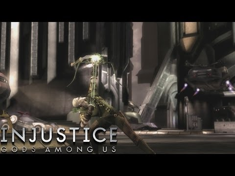 Injustice: Gods Among Us - Green Arrow - Classic Battles On Very Hard (No Matches Lost)