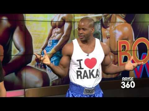 Fitness Expert Ngo Okafor!