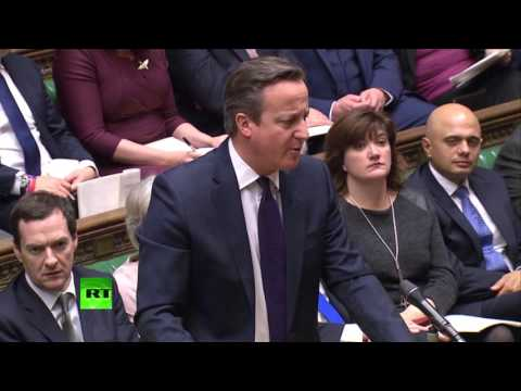 Angus Robertson on UN Security Council resolution at PMQs