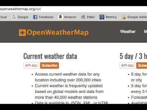 Weather webservice API, Consume, REST, java APACHE CXF in 10 min